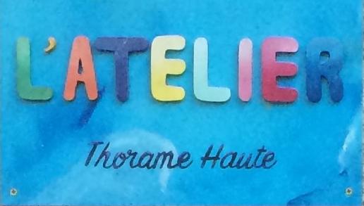 L'Atelier à Thorame-Haute